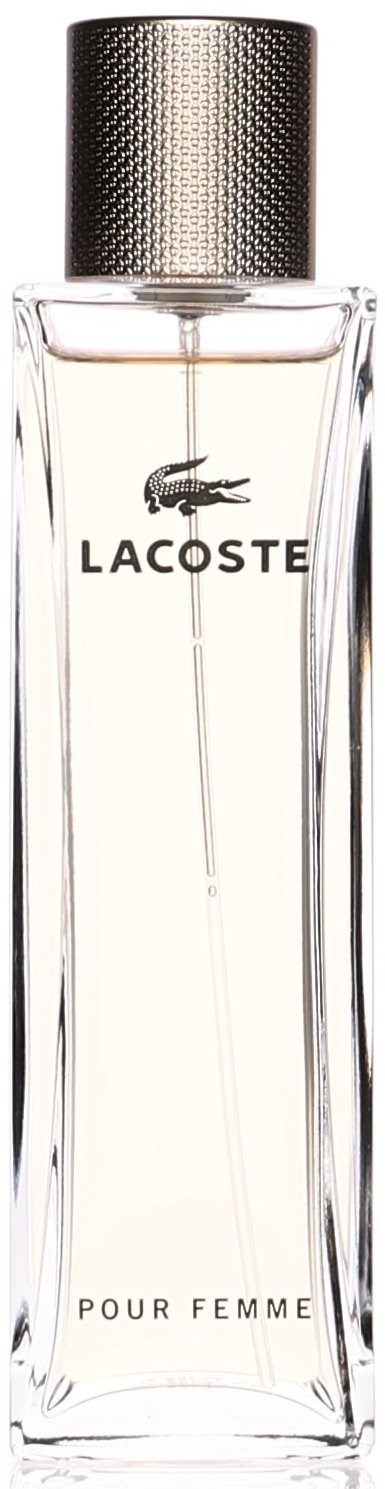 lacoste pour femme 90 ml eau der parfum trendy. Black Bedroom Furniture Sets. Home Design Ideas