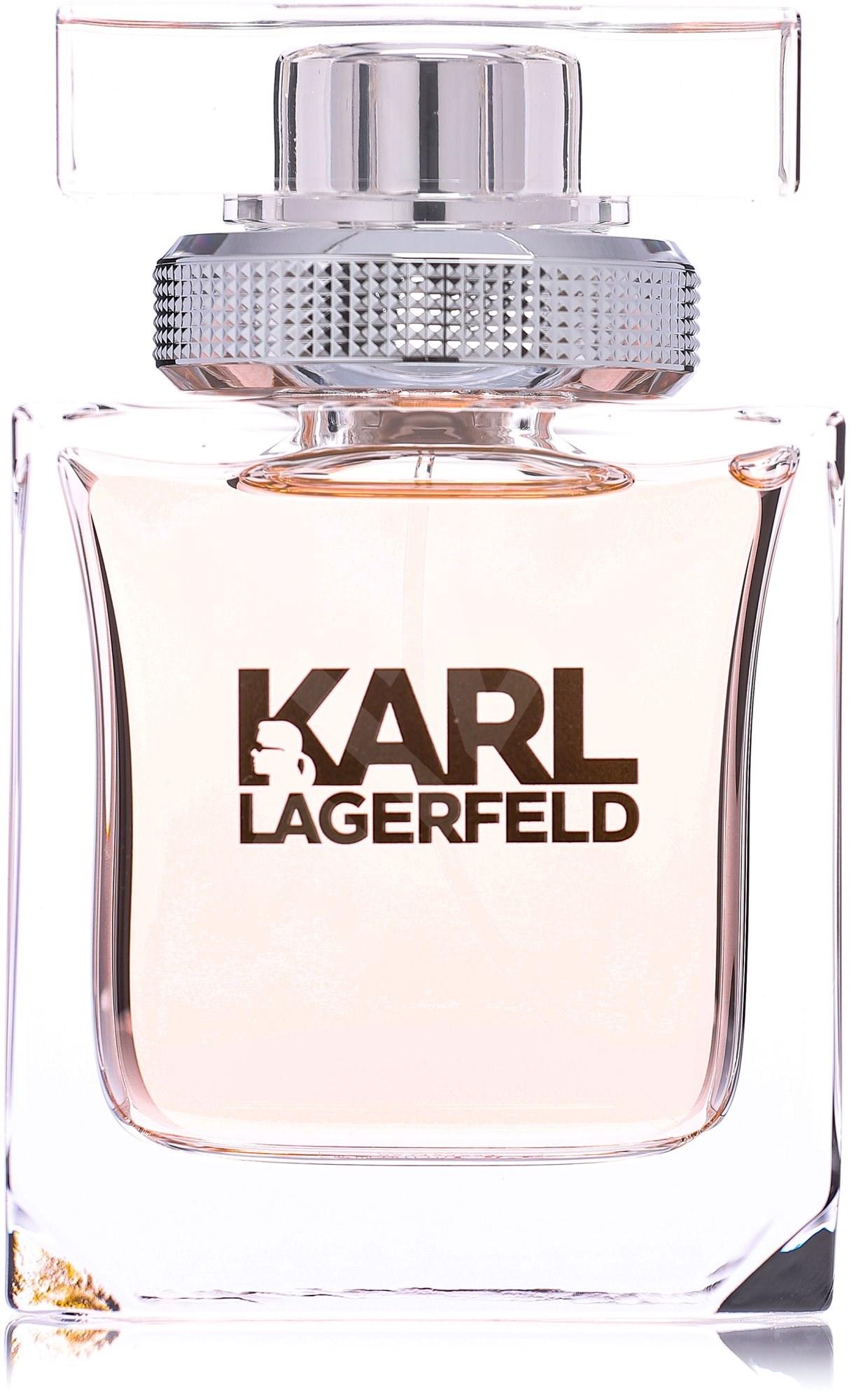 lagerfeld karl lagerfeld for her 85 ml eau de parfum. Black Bedroom Furniture Sets. Home Design Ideas