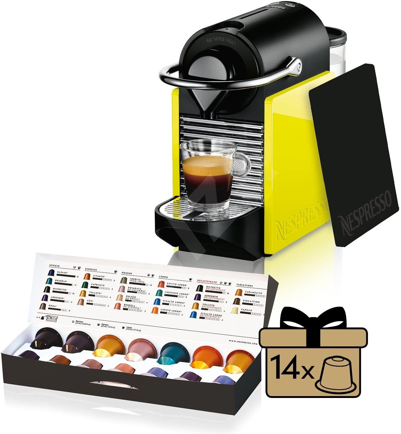 nespresso pixie clips xn 3020 kapsel kaffeemaschine. Black Bedroom Furniture Sets. Home Design Ideas