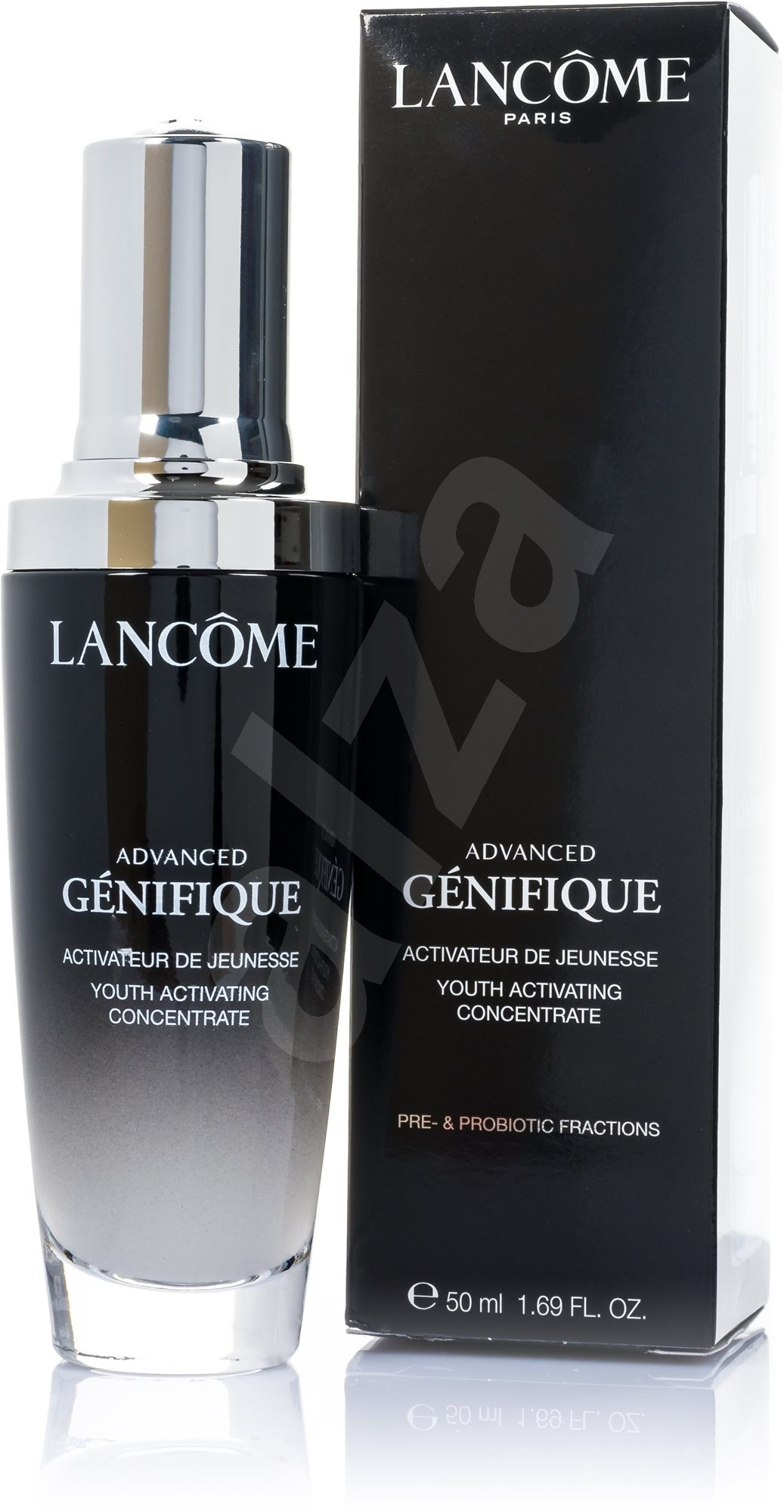 lancome genifique concentrate how to use