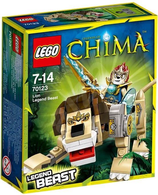 Lego chima 70123 lev beast legends building kit for Bedroom furniture 70123