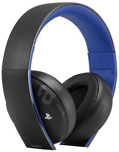 sony ps4 wireless stereo headset 2 0 boxed kabellose. Black Bedroom Furniture Sets. Home Design Ideas