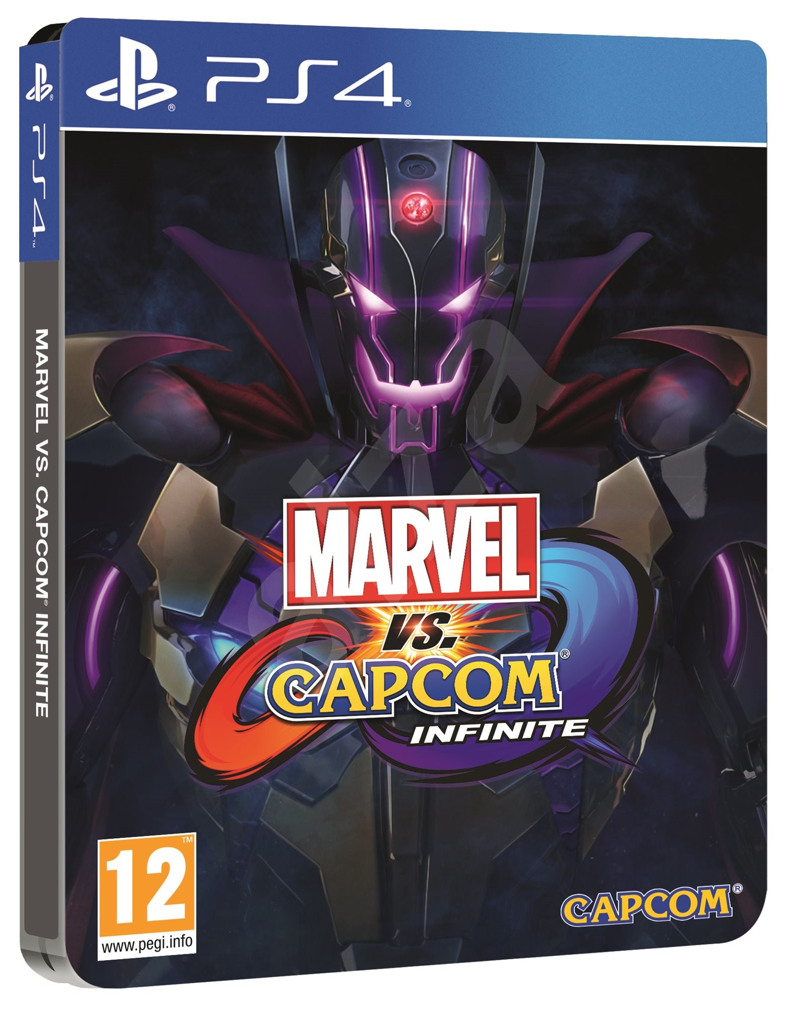 marvel vs capcom infinite deluxe edition ps4 spiel f r. Black Bedroom Furniture Sets. Home Design Ideas