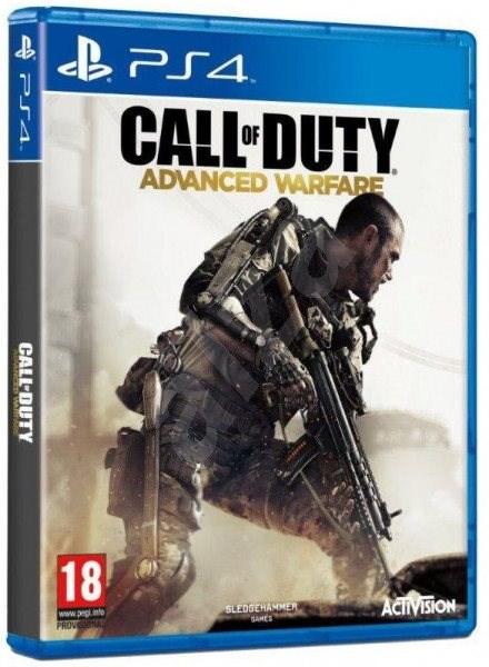 call of duty advanced warfare ps4 spiel f r die. Black Bedroom Furniture Sets. Home Design Ideas