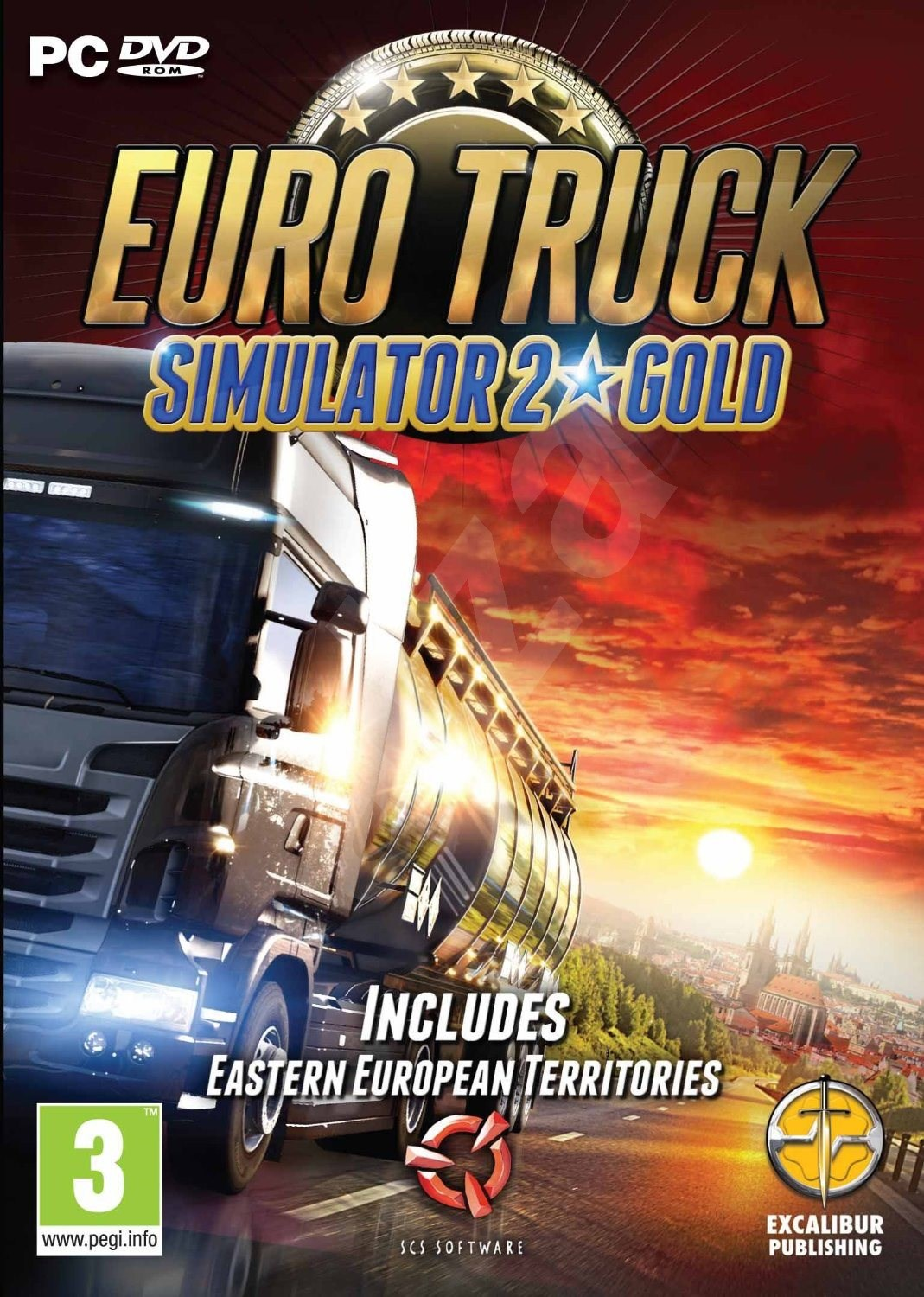 hra pro pc euro truck simulator 2 gold edition hra pro. Black Bedroom Furniture Sets. Home Design Ideas