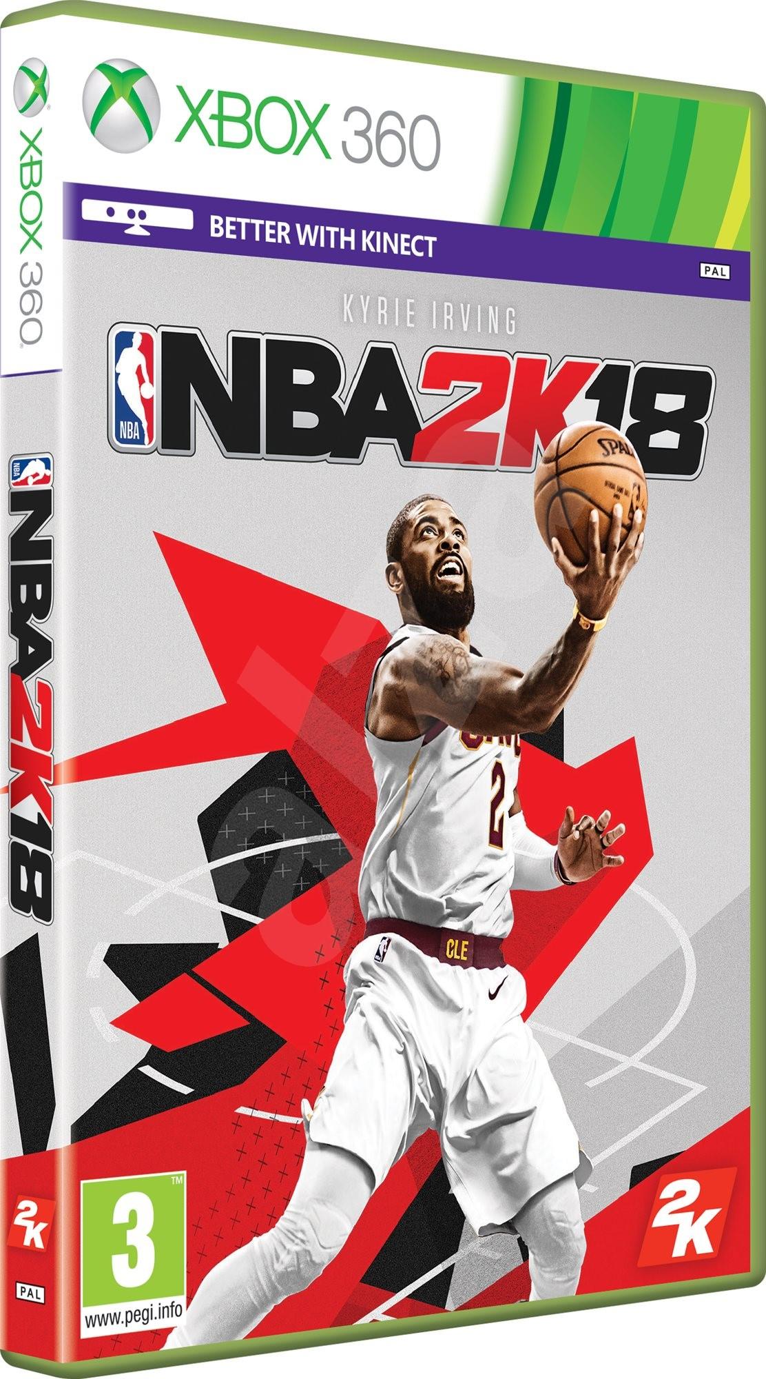 NBA 2K18 - Xbox 360 - Console Game | Alzashop.com
