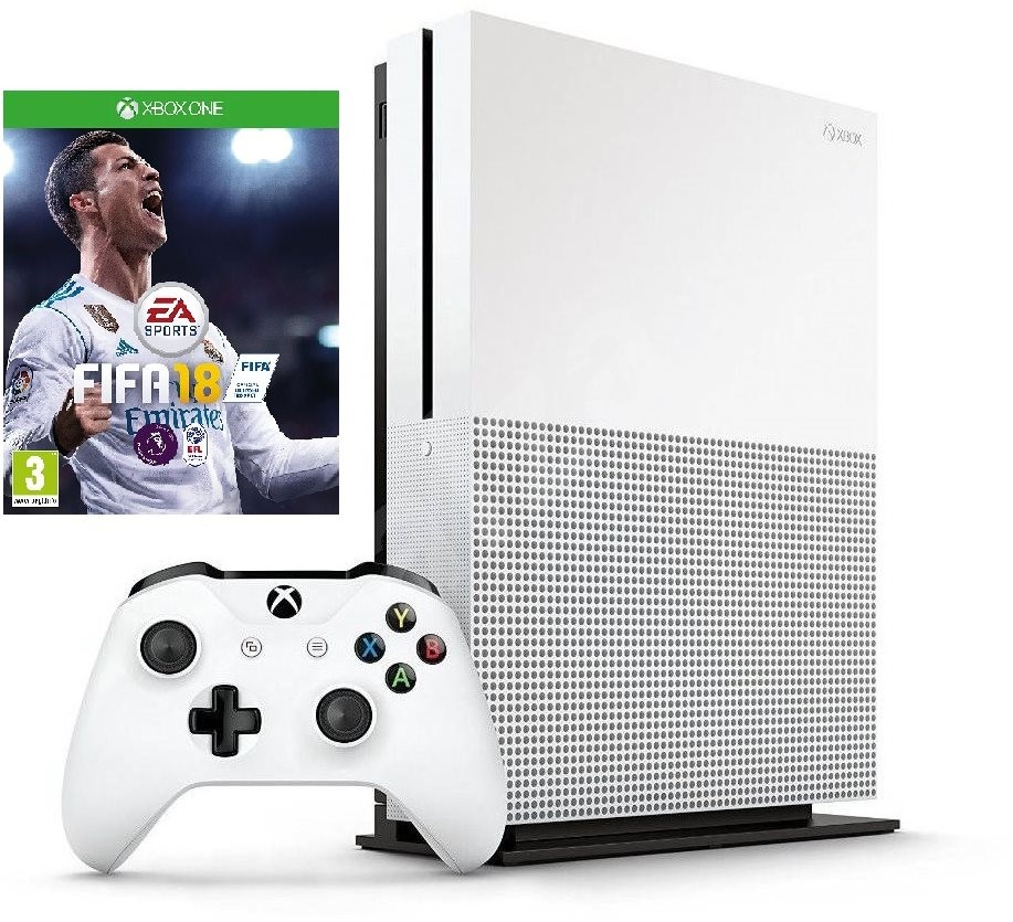 xbox one s 1tb fifa 18 game console. Black Bedroom Furniture Sets. Home Design Ideas