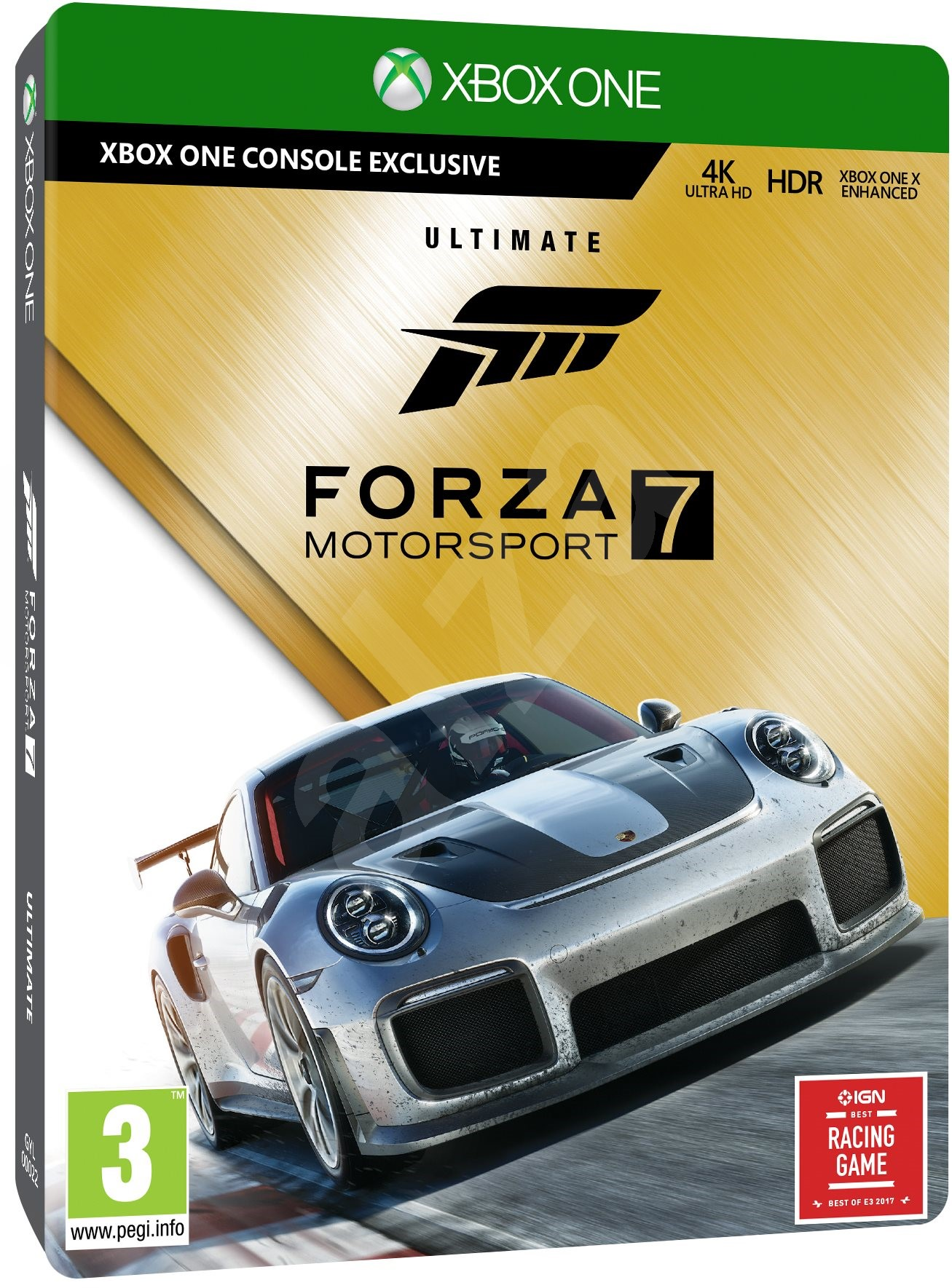 forza motorsport 7 ultimate edition xbox one console game. Black Bedroom Furniture Sets. Home Design Ideas