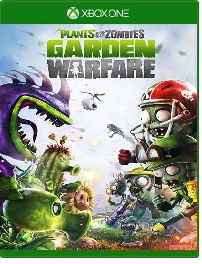 Xbox one plants vs zombies garden warfare console game for Plants vs zombies garden warfare xbox one