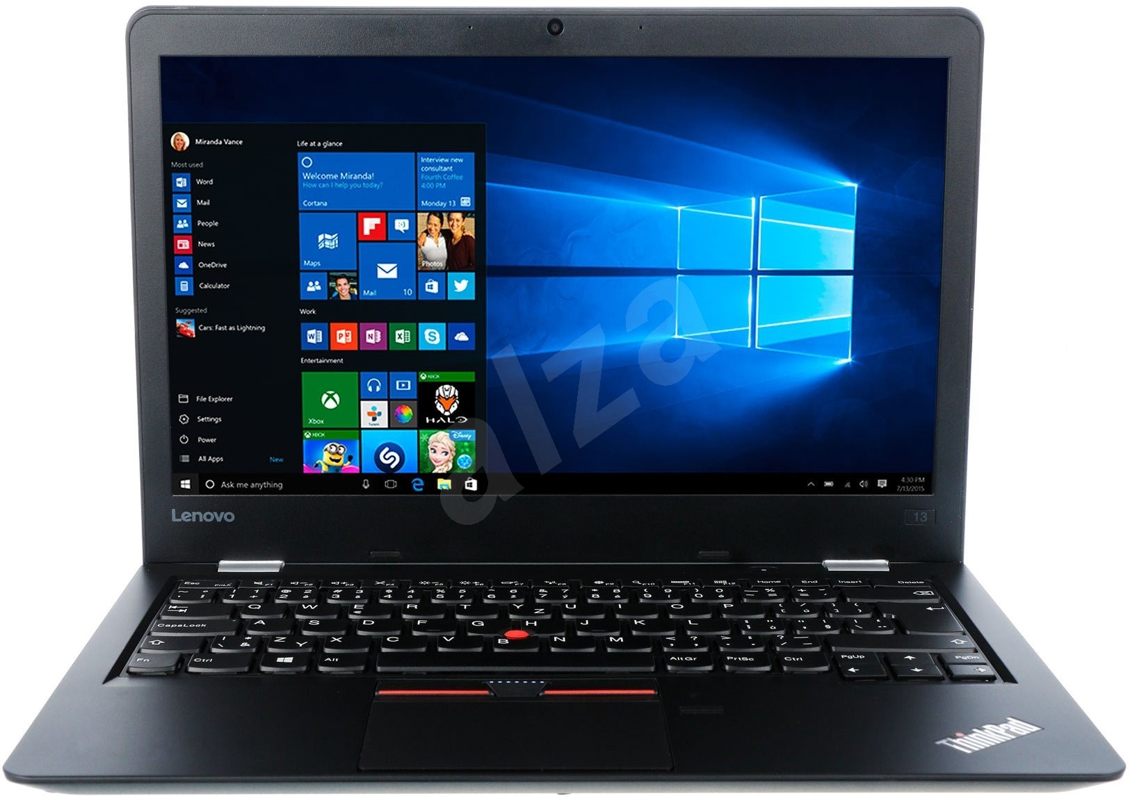 lenovo thinkpad 13 notebook. Black Bedroom Furniture Sets. Home Design Ideas
