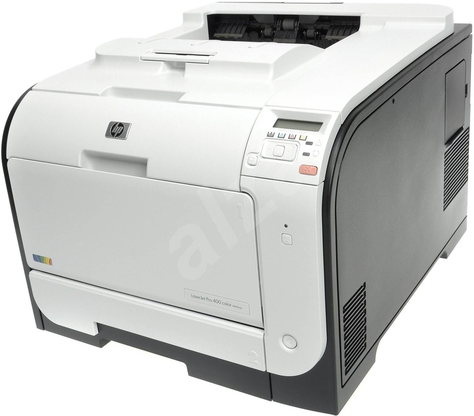 hp laserjet pro 400 color m451nw laser printer. Black Bedroom Furniture Sets. Home Design Ideas