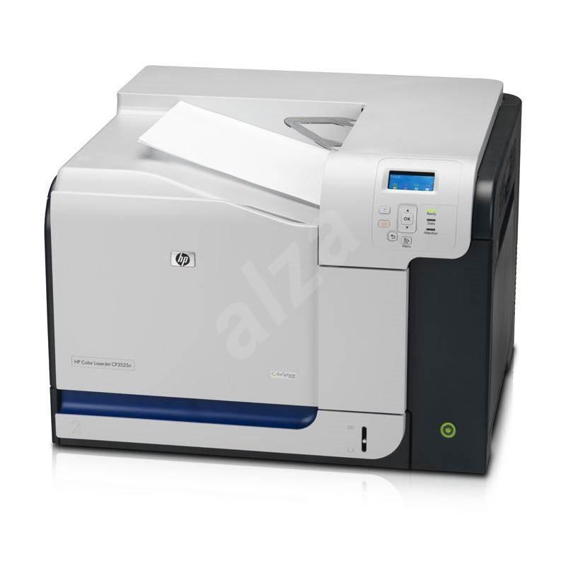 HP Color LaserJet CP3525n - Laserová tiskárna | Alza.cz