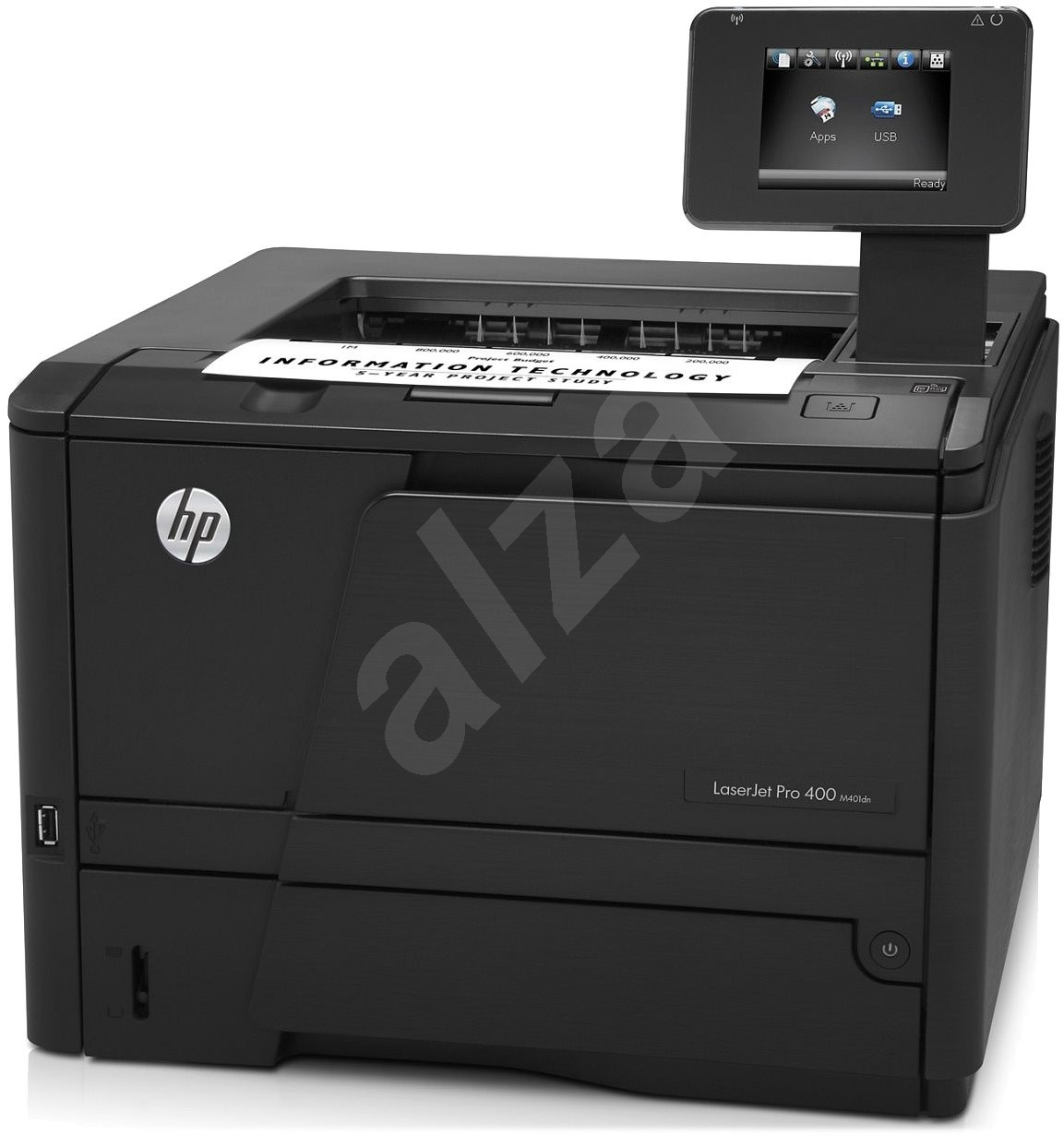 laser printer hp laserjet pro 400 m401dn. Black Bedroom Furniture Sets. Home Design Ideas