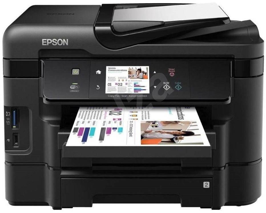 Epson Workforce Wf 3540dtwf Inkjet Printer Alzashop Com