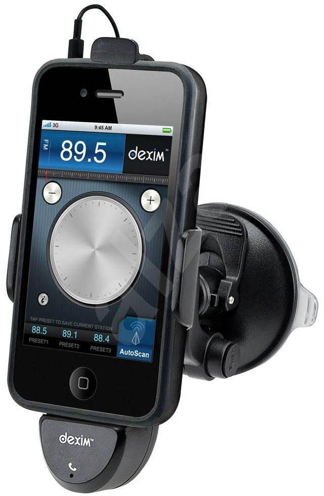 dexim icruz car holder fm transmitter app dr k do. Black Bedroom Furniture Sets. Home Design Ideas