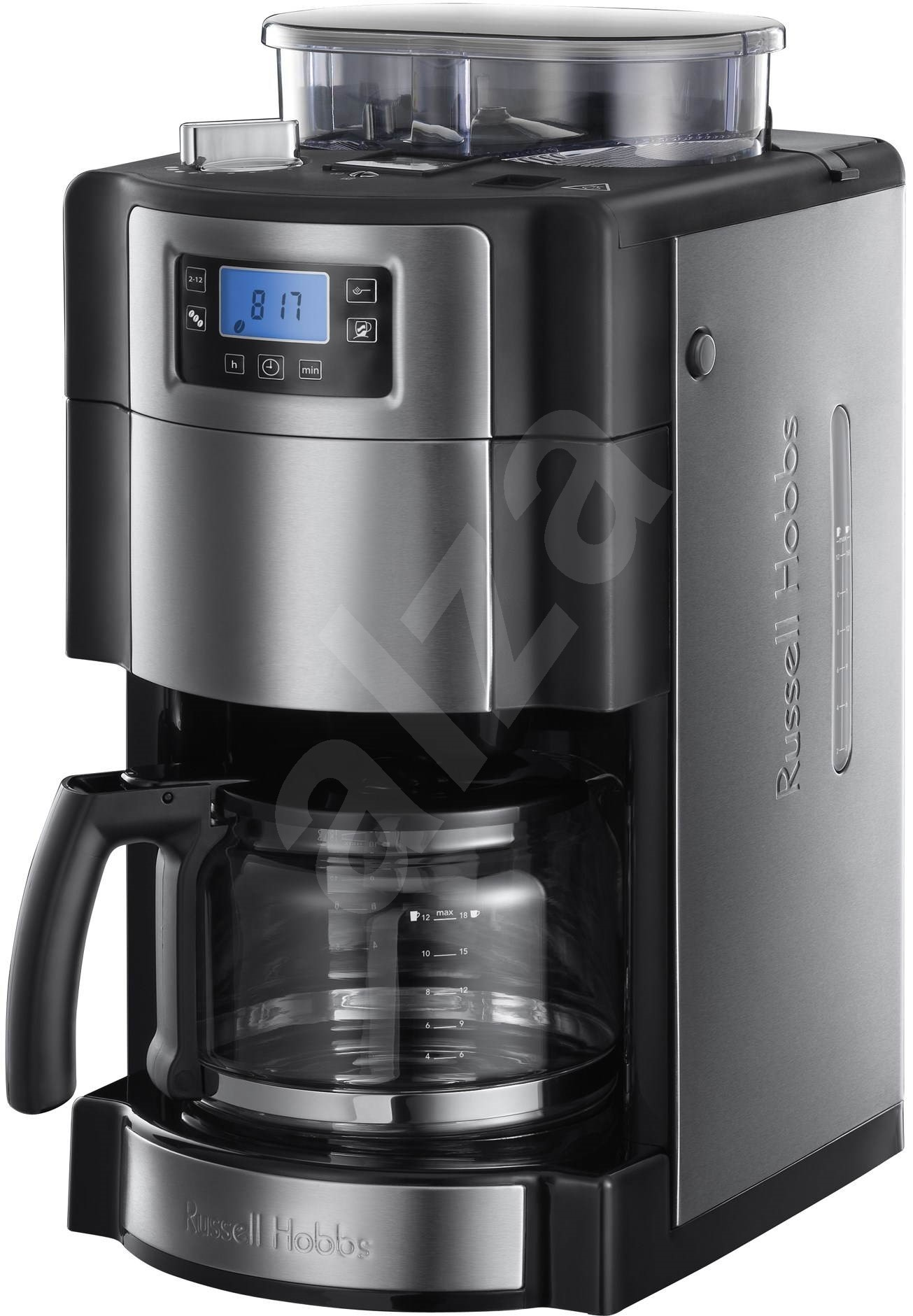russell hobbs grind brew coffee maker 20060 56 coffeemaker. Black Bedroom Furniture Sets. Home Design Ideas