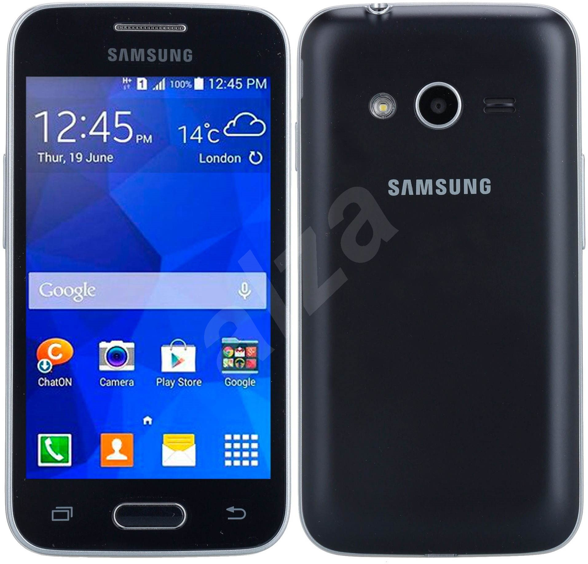 Samsung galaxy trend 2 lite sm g318 black mobile phone - Mobile samsung galaxy trend lite ...