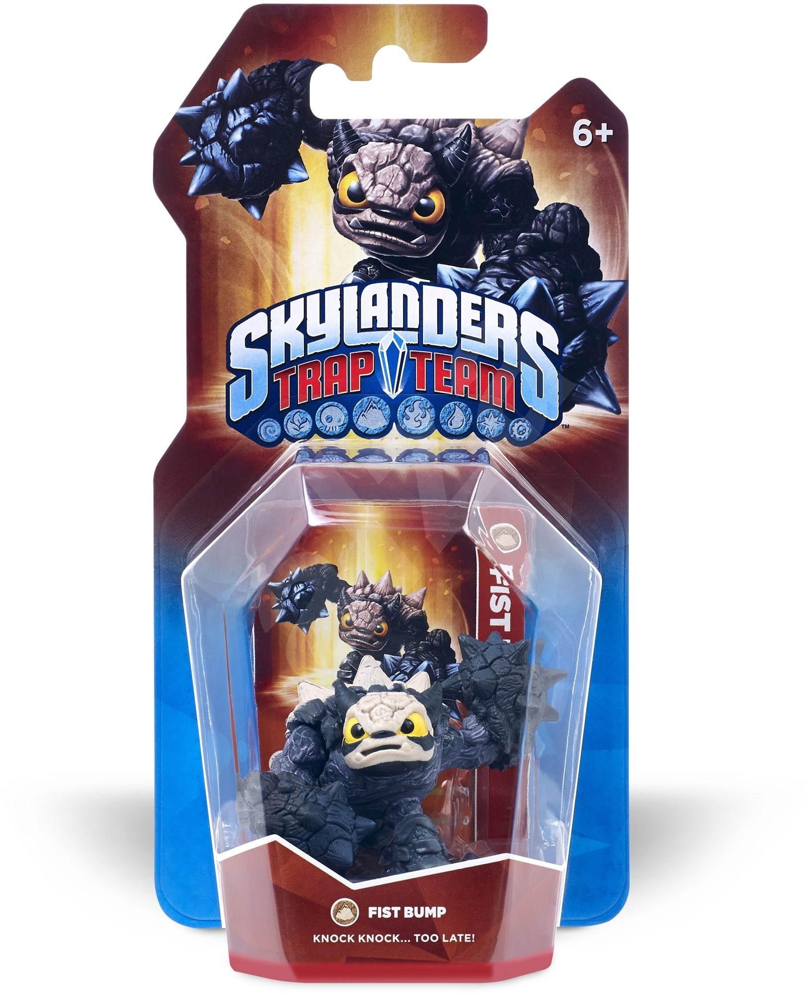 Skylanders: Trap Team - Fist Bump - Figures | Alzashop.com