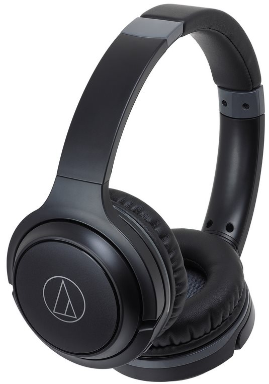Audio-technica ATH-S200BT fekete