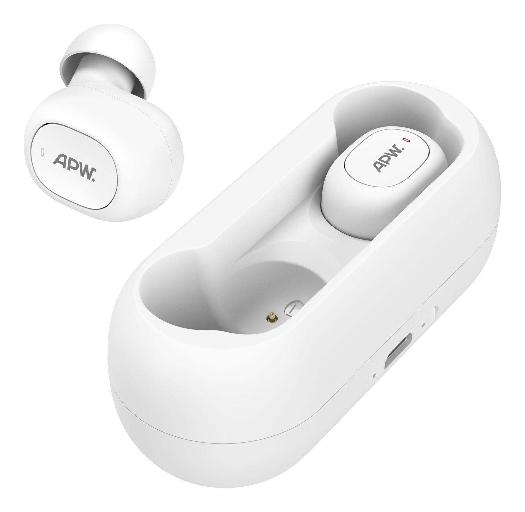APW Fülhallgató fehér