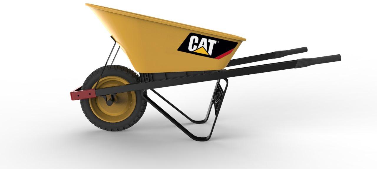 Caterpillar CAT J22-150 Profi építkezési talicska