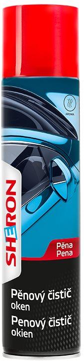 SHERON Ablaktisztító hab 400 ml
