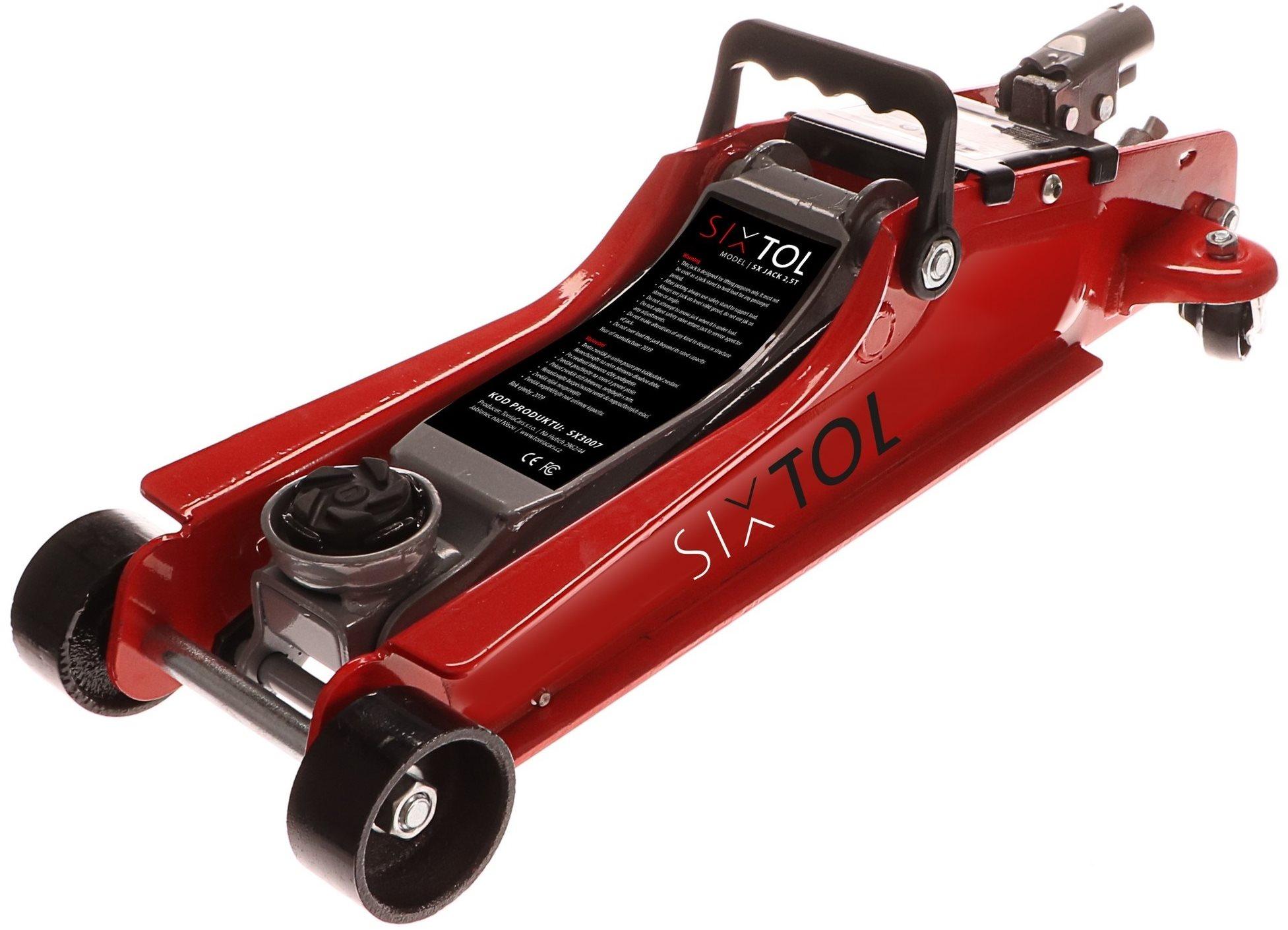 SIXTOL SX Jack 2,5T