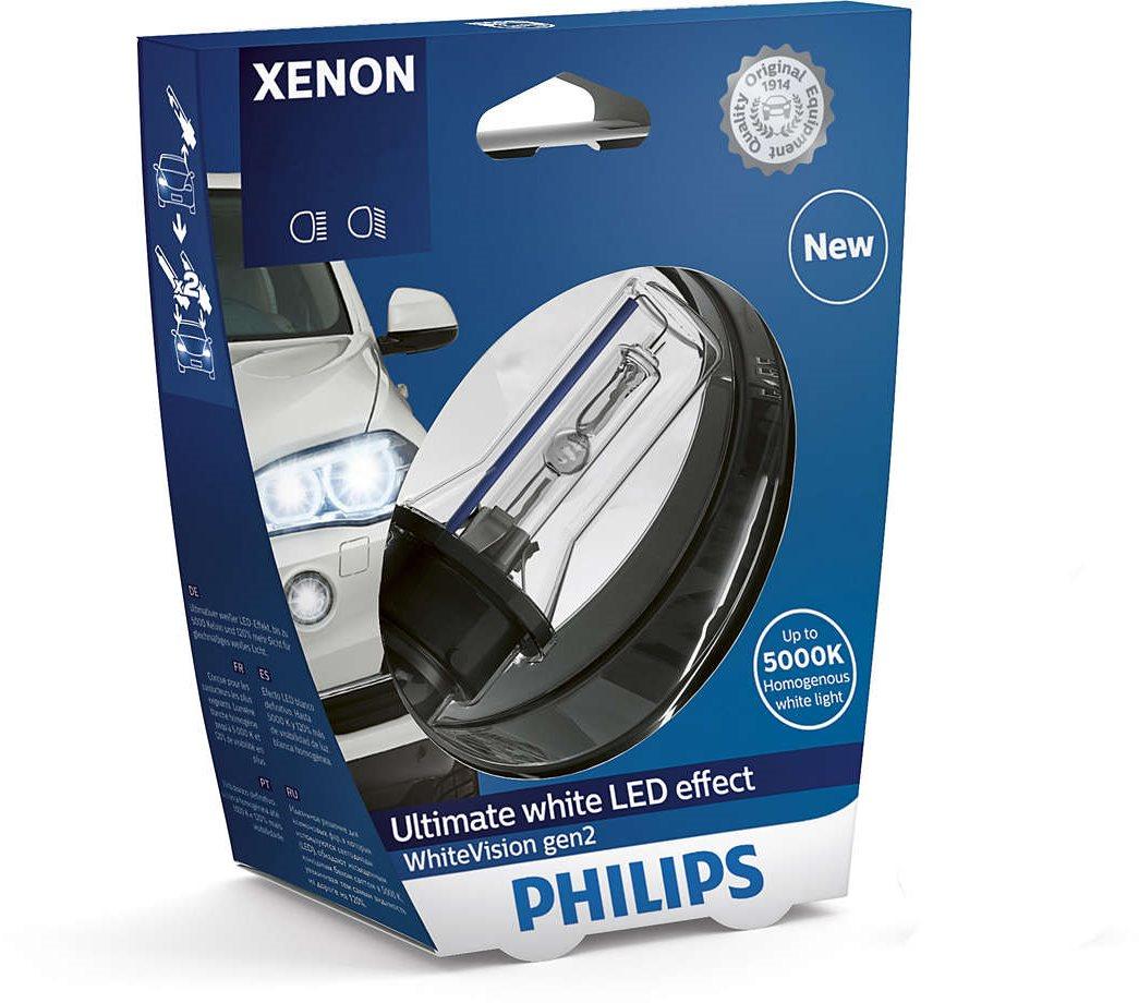 PHILIPS Xenon WhiteVision D3S 1 db