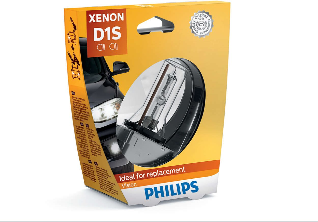 PHILIPS Xenon Vision D1S 1 db