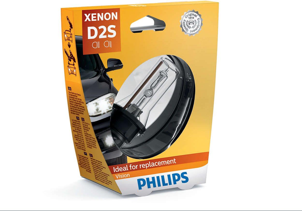 PHILIPS Xenon Vision D2S 1 db