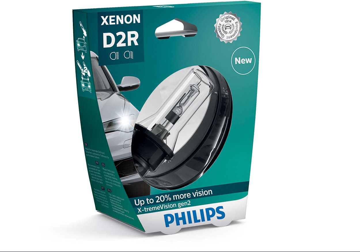 PHILIPS Xenon X-tremeVision D2R 1 db