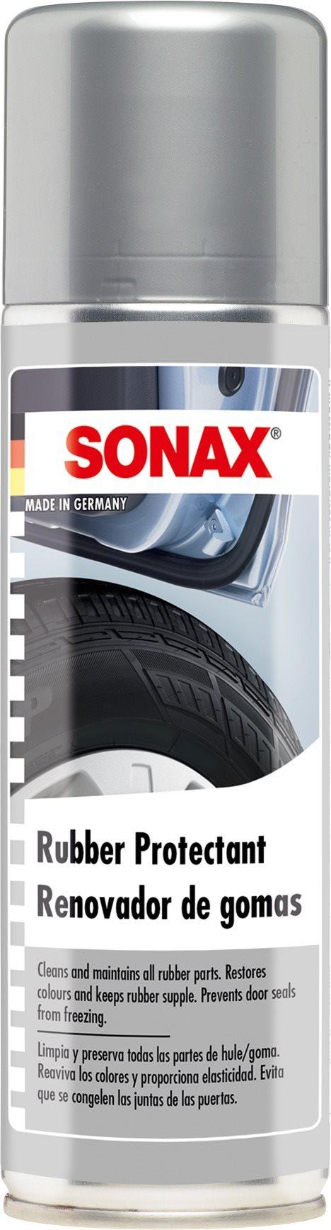SONAX Gumiabroncs és gumi tisztító - GummiPfleger, 300 ml