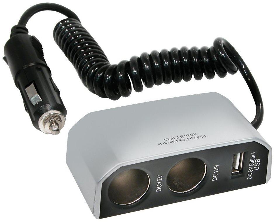 CARPOINT 12V - USB csatlakozással