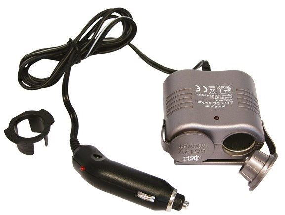 CARPOINT 12 V - Lux 10 A vezetékkel