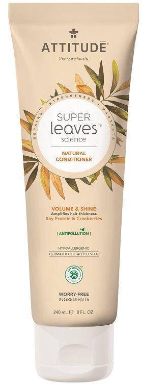 ATTITUDE Super Leaves Volume & Shine Conditioner 240 ml