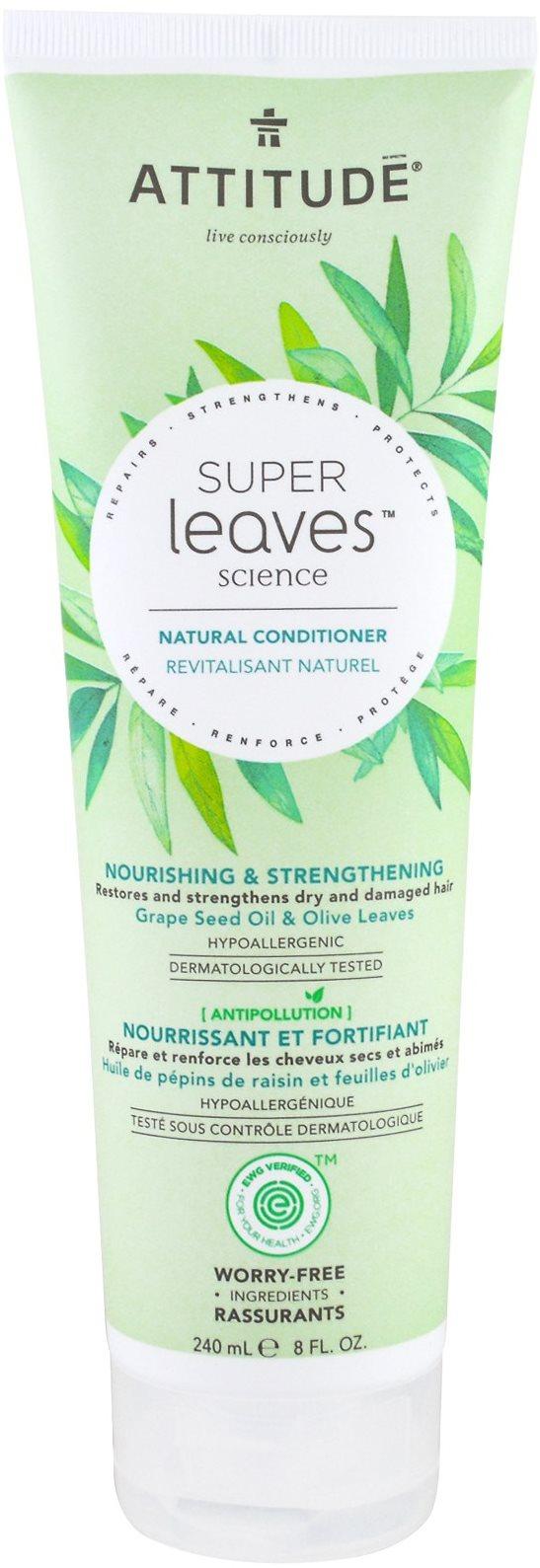 ATTITUDE Super Leaves Nourishing & Strengthening Conditioner 240 ml