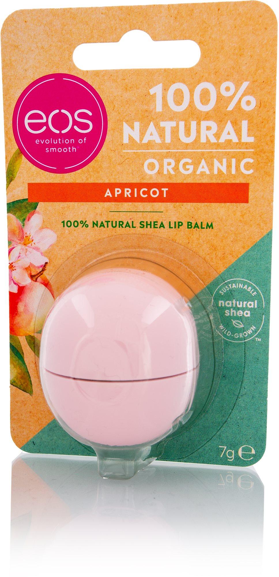 EOS Sphere Lip Balm Apricot 7 g