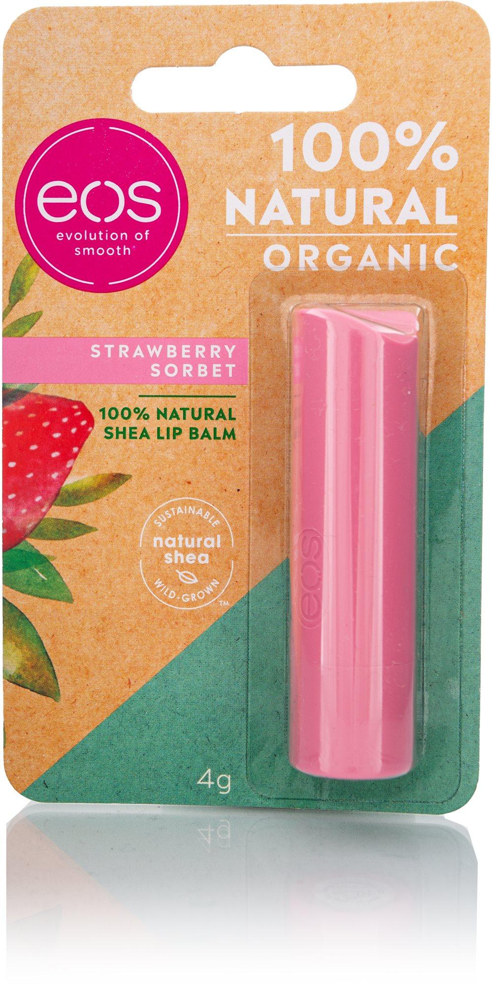 EOS Stick Lip Balm Strawberry Sorbet 4 g