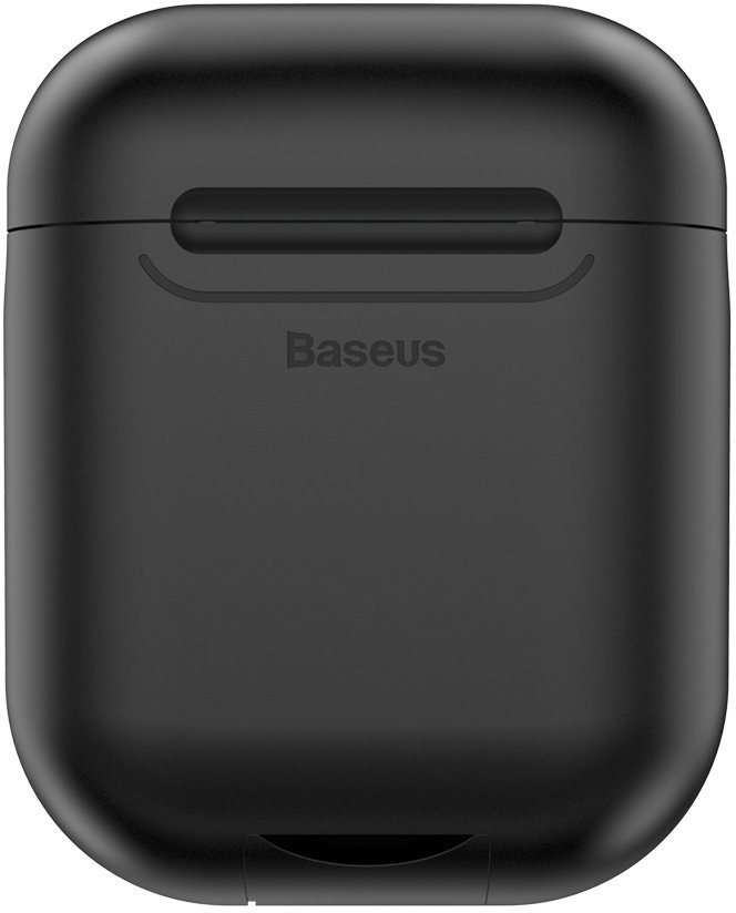 Baseus vezeték nélküli töltő az Airpods készülékhez, Fekete