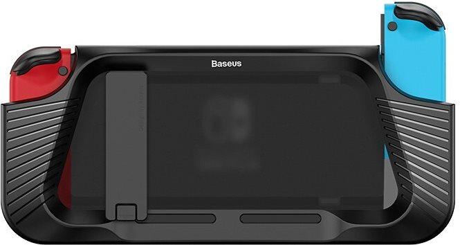 Baseus SW Shock-resistant Bracket Protective Case GS02 - fekete