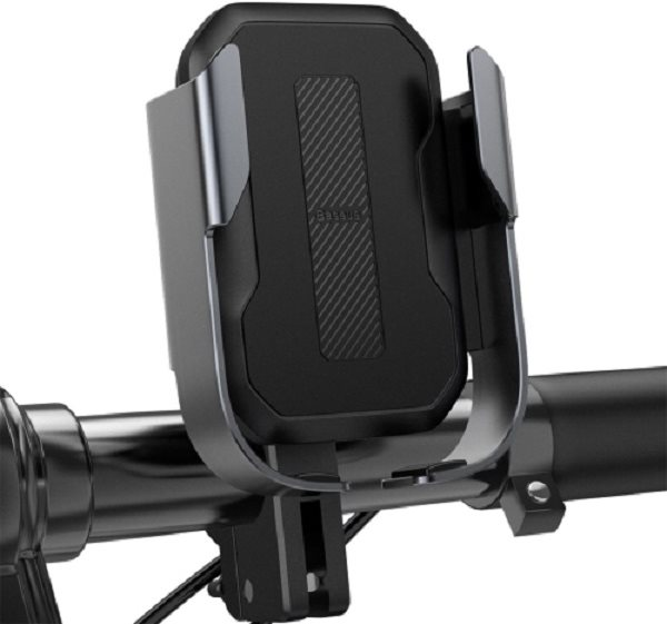 Baseus Armor Motorcycle and Bicycle Holder, fekete