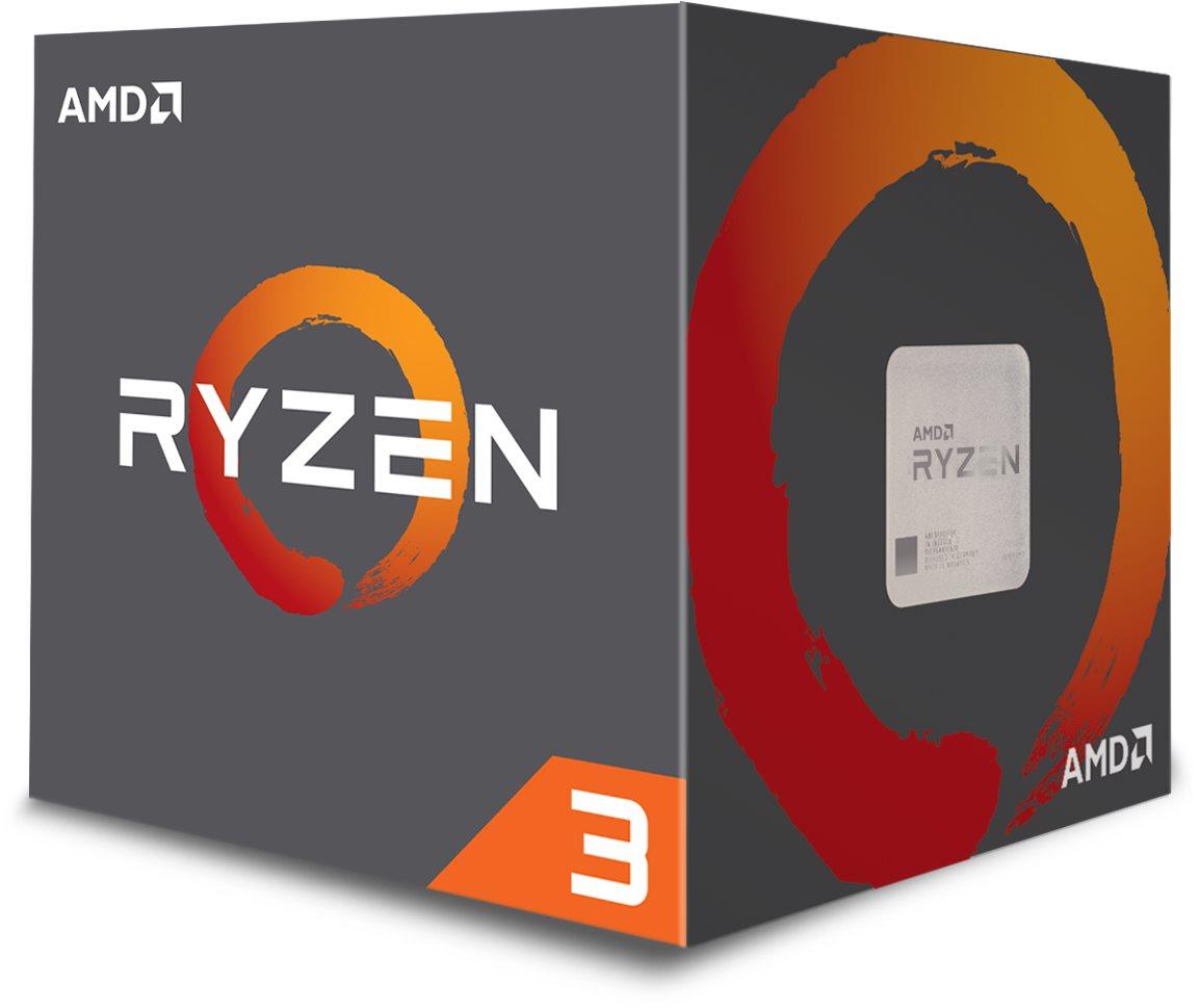 AMD RYZEN 3 1200 (12nm)
