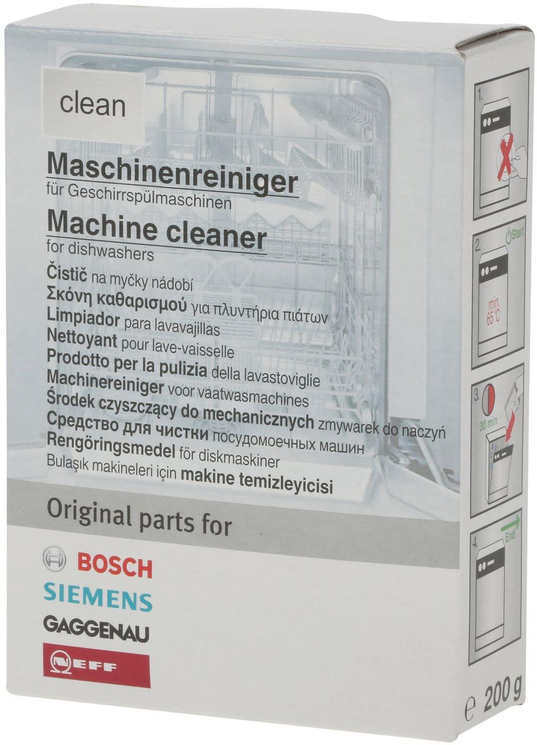 BOSCH tisztítópor mosogatógépekhez