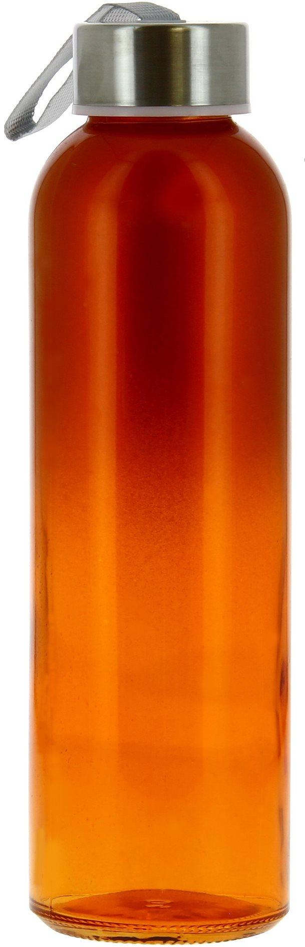 CERVE WALKING BOTTLE HOLLYWOOD üveg 50 cl narancssárga
