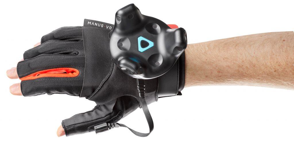 Manus VR