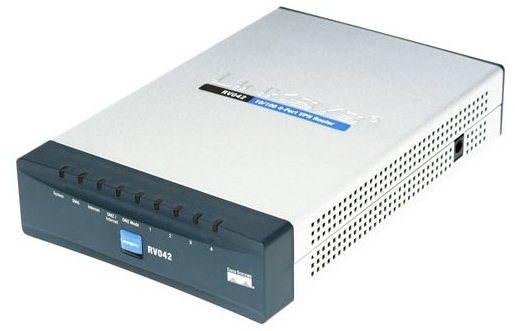 CISCO RV042-EU router