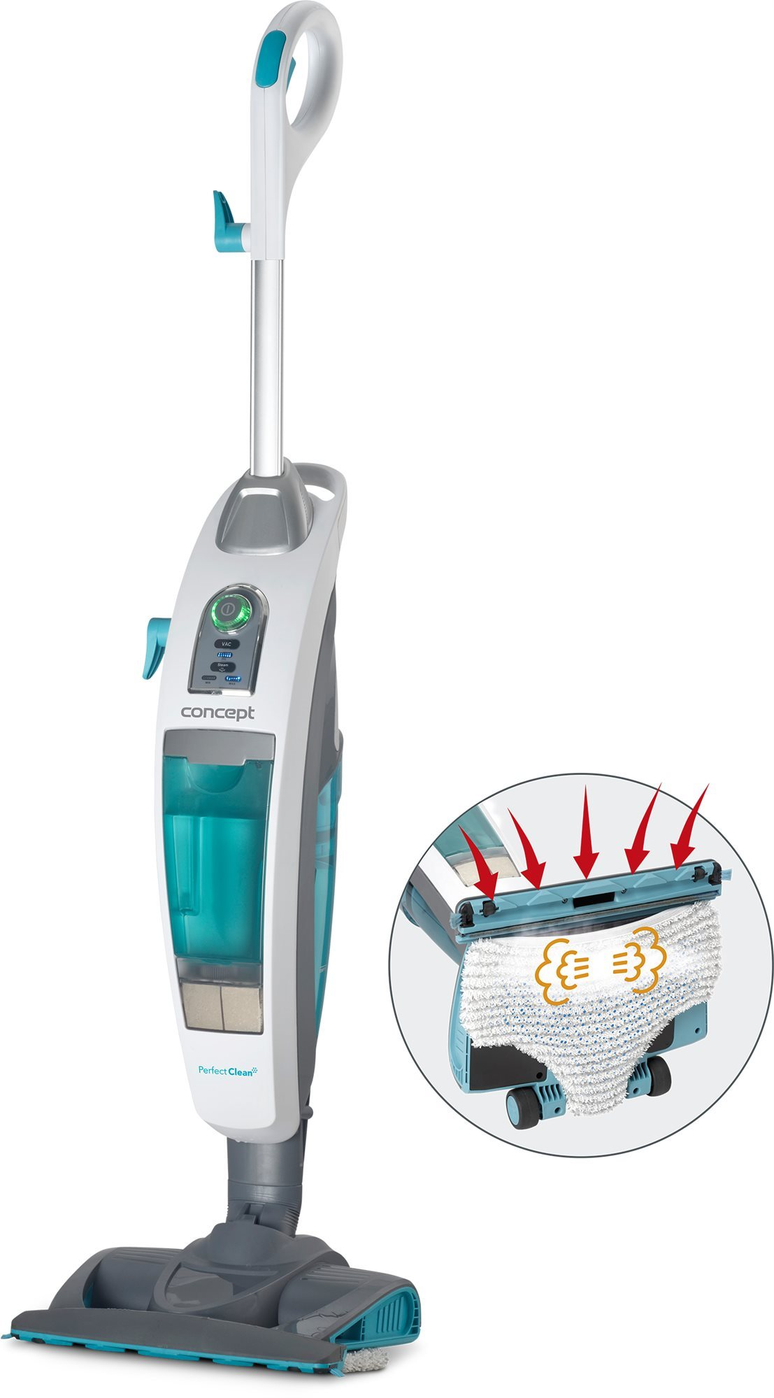 Concept CP3000 3 az 1-ben PERFECT CLEAN