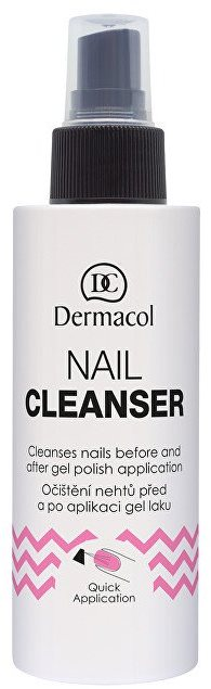DERMACOL Nail Cleanser (150 ml)
