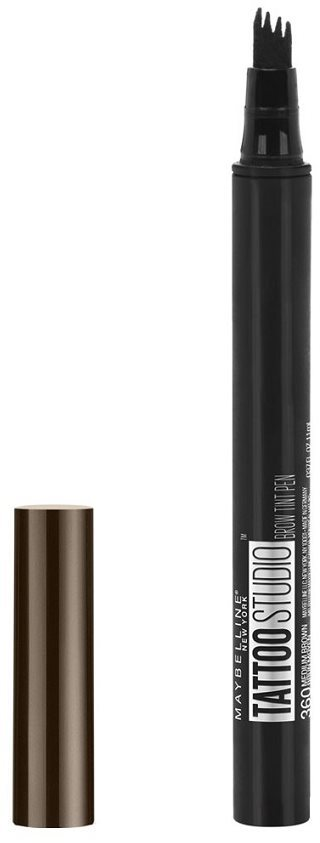 MAYBELLINE NEW YORK Tatto Brow Pen 130 Deep Brown 4,6 g