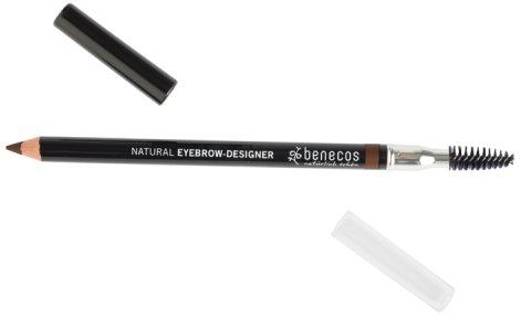 BENECOS BIO Eyebrow Designer Brown 1,12 g